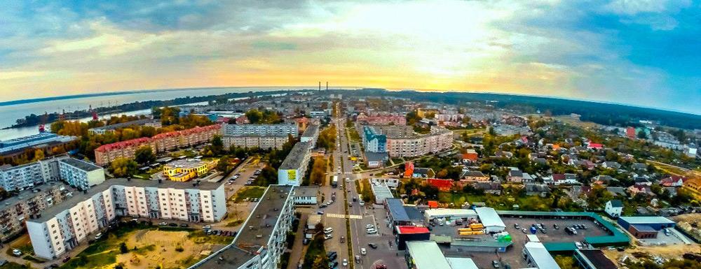 Калининградская обл город светлый фото
